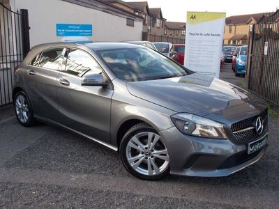 used Mercedes A180 A Class 1.5Sport (s/s) 5dr