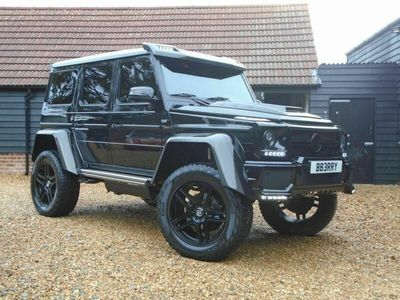 used Mercedes G55 AMG G ClassAMG 4X4 SQUARED 5.5 5dr