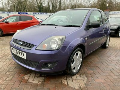 used Ford Fiesta 1.2 ZETEC 16V 3d 78 BHP PX TO CLEAR VERY CLEAN