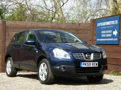 used Nissan Qashqai 2.0 dCi Acenta 2WD 5dr