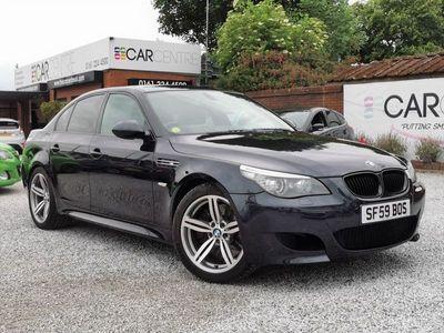 used BMW 501 M5 5.0 M5 4dBHP TOP SPEC