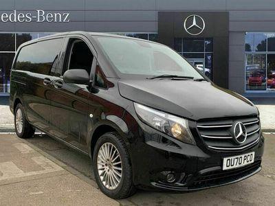 used Mercedes Vito 2.0 116 CDi Premium Crew Van G-Tronic RWD (s/s) 5dr