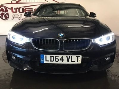 used BMW 430 4-Series Gran Coupe d M Sport 5d Auto