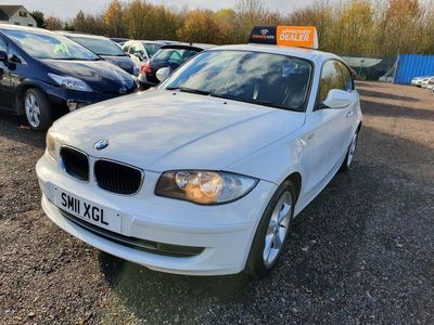 used BMW 116 1 Series 2.0 d Sport 3dr