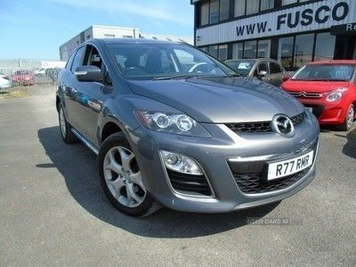 used Mazda CX-7 2.2 SPORT TECH D 5d 173 BHP - Platinum Warranty.