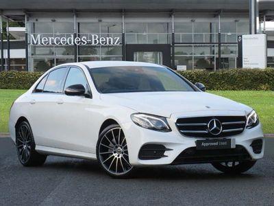 used Mercedes E220 E ClassAMG Line Night Edition Saloon 2019