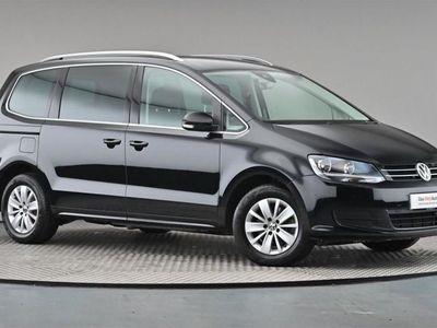 used VW Sharan SE 2.0 TDI SCR 150PS 6-speed DSG 5 Door