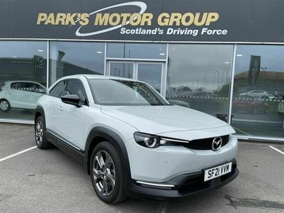 used Mazda MX30 107kW Sport Lux 35.5kWh 5dr Auto