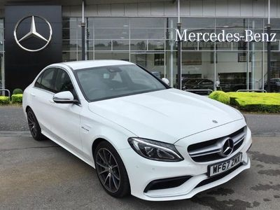 used Mercedes C63 AMG C-Class4dr Auto