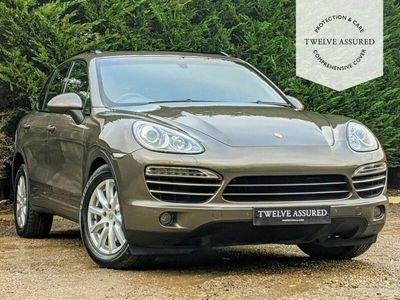 used Porsche Cayenne 3.0 D V6 TIPTRONIC 5d AUTO 245 BHP (SAT NAV & PANORAMIC ROOF) ZERO DEPOSIT