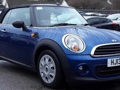 used Mini One Cabriolet 1.6 One 2Dr