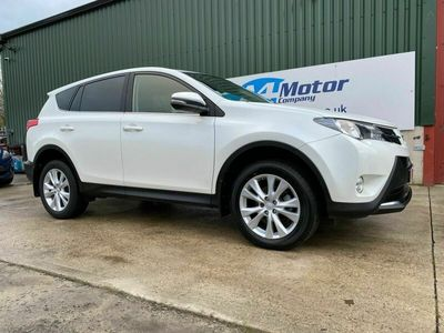 used Toyota RAV4 2.2 D-4D Icon 4WD 5dr