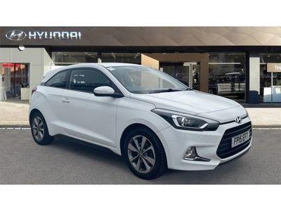 used Hyundai Coupé 1.2 SE 3dr