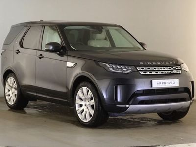 used Land Rover Discovery 2.0 SD4 (240hp) HSE Station Wagon 2018