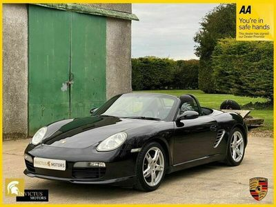 used Porsche Boxster 2.7 24V SPORT EDITION 2d 242 BHP