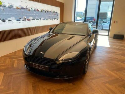 used Aston Martin Vantage S S 2dr Sportshift Coupe 2014