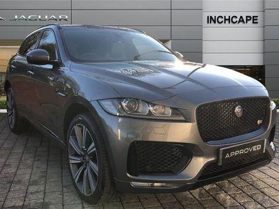 used Jaguar F-Pace Diesel Estate 3.0d V6 S 5dr Auto AWD