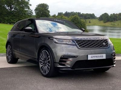 used Land Rover Range Rover Velar D300 First Edition 3.0 5dr