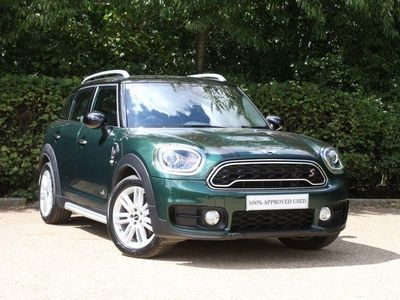 used Mini Cooper SD Countryman ALL4 AT 2.0 5dr