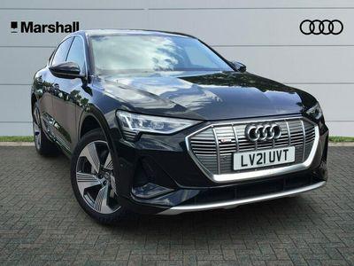 used Audi E-Tron - Sportback Launch Edition 55 quattro 300,00 kW