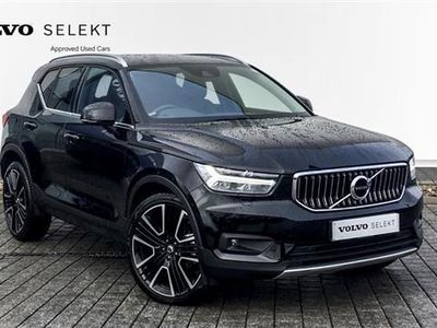 used Volvo XC40 2019 Glasgow 2.0 D4 [190] Inscription 5Dr Awd Geartronic
