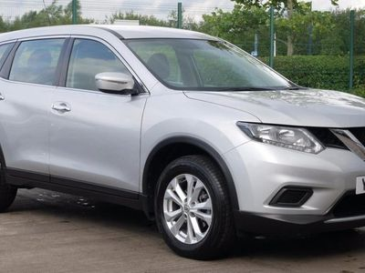 used Nissan X-Trail 1.6 DiG-T Visia 5dr