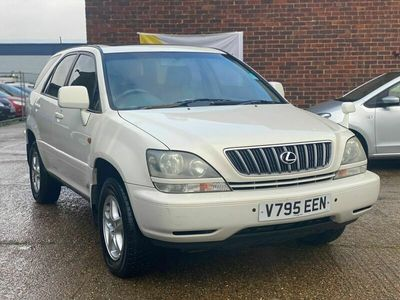 used Lexus RX300 HARRIER 3.0 5dr