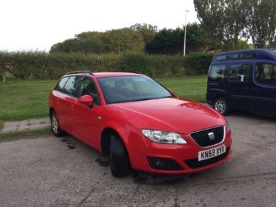 used Seat Exeo 2.0 TDI DPF S ST 5dr