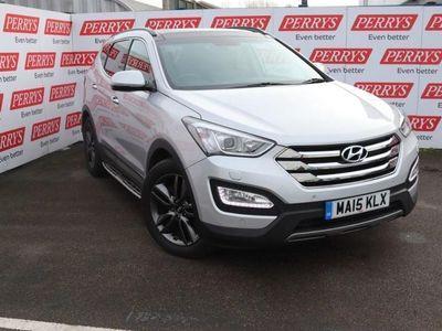 used Hyundai Santa Fe 2.2 CRDi Premium SE 5dr [7 Seats] Estate