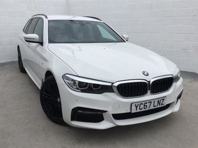 used BMW 540 5 Series I Xdrive M Sport 5Dr Auto