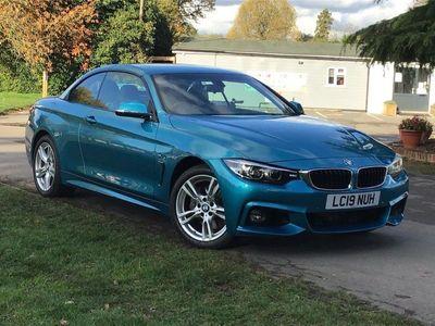 used BMW 435 4 Series D Xdrive M Sport 2Dr Auto [Professional Media]