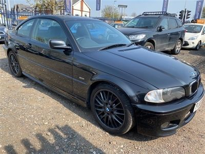 used BMW 325 3 Series CI SPORT