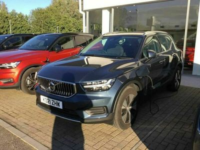 used Volvo XC40 Recharge Plug-in hybrid T4 FWD Inscription Expression Auto ( Climate Pack)