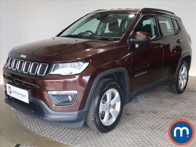 used Jeep Compass 1.6 Multijet 120 Longitude 5dr [2WD]