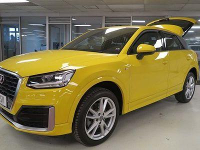 used Audi Q2 30 TDI S LINE [Start Stop] 5Dr NAV *** 0% Finance Available ***