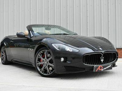 used Maserati GranCabrio 4.7 V8 Sport Auto 2dr