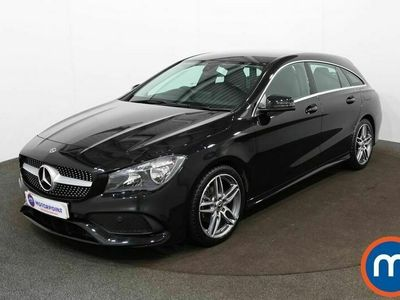 used Mercedes CLA200 AMG Line Edition 5dr 1.6