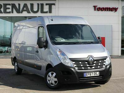 used Renault Master LM35dCi 130 Business+ Medium Roof Van