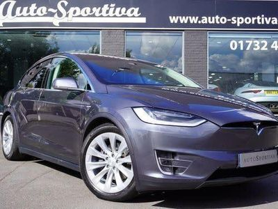 used Tesla Model X 75D Auto 4WD 5dr