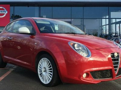 used Alfa Romeo MiTo 0.9 TB TwinAir 105 Junior 3dr Petrol Hatchback
