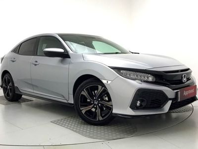used Honda Civic 1.5 VTEC Turbo Sport Plus 5dr