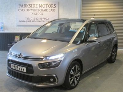 used Citroën C4 1.5 BLUEHDI FEEL S/S 5DR