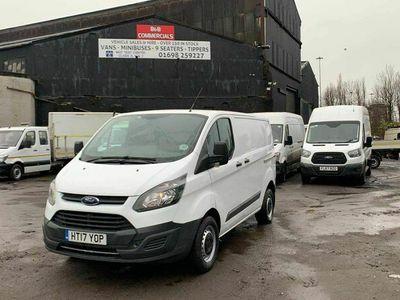 used Ford Custom Transit2.0 TDCi 290 L1 H1 5dr, 2017 (17)