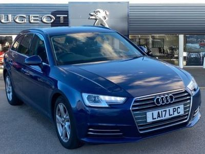 used Audi A4 2.0 TDI Ultra 190 Sport 5dr S Tronic Diesel Estate Auto