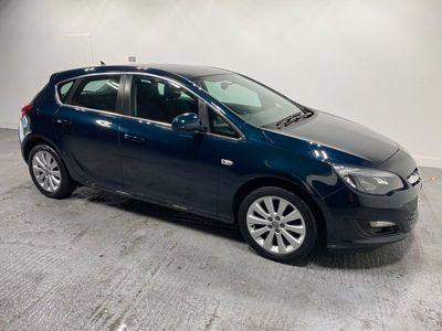 used Vauxhall Astra 1.4 16v Tech Line 5dr