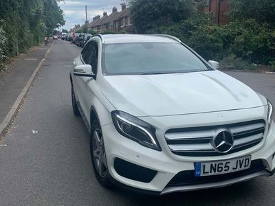 used Mercedes GLA200 Gla Class 2.1CDI AMG Line (Premium) 7G-DCT 5dr