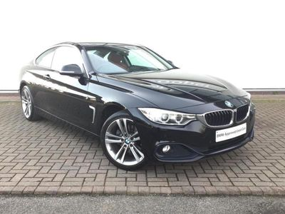 used BMW 420 4 SERIES 2016 York d [190] xDrive Sport 2dr [Business Media]