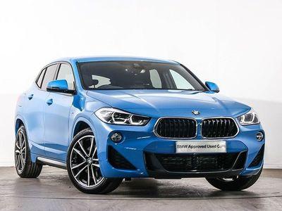 used BMW X2 xDrive20d M Sport