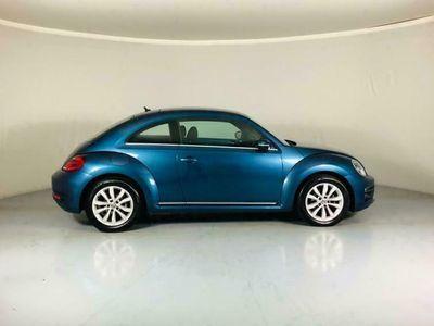 used VW Beetle 1.2 DESIGN TSI BLUEMOTION TECHNOLOGY DSG 3d AUTO 1 hatchback