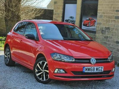 used VW Polo 1.0 EVO Beats (s/s) 5dr